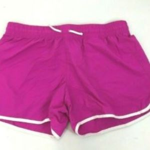 Columbia Shorts Womens Sz L Large Pink